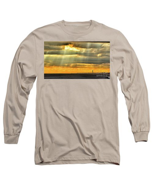 Pier Rays Long Sleeve T-Shirt