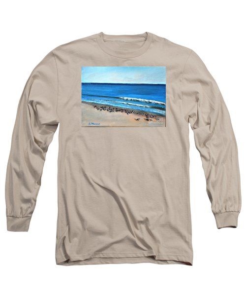 Pigeon Picnic Long Sleeve T-Shirt