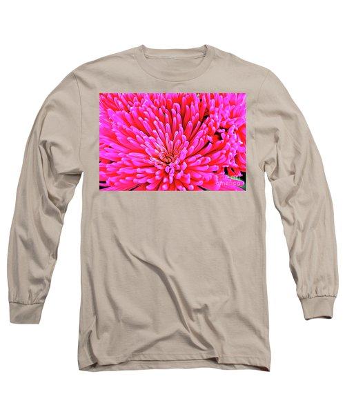 Pink 137 Long Sleeve T-Shirt