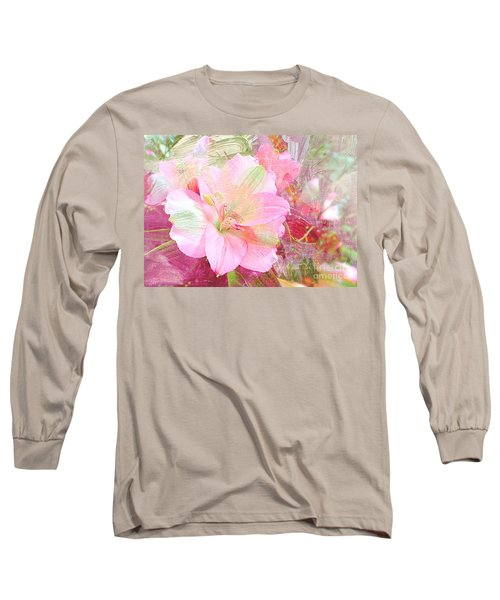 Pink Heaven Long Sleeve T-Shirt