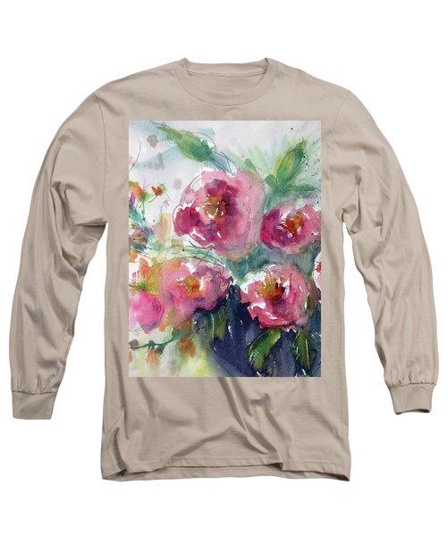 Pink Pops Long Sleeve T-Shirt