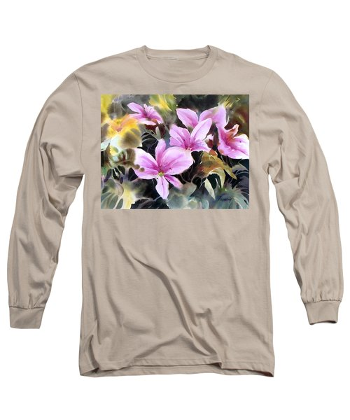 Pink Prize Long Sleeve T-Shirt