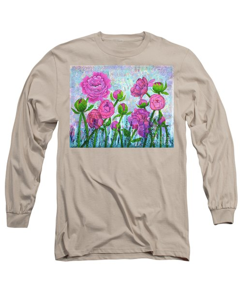 Pink Punch Long Sleeve T-Shirt