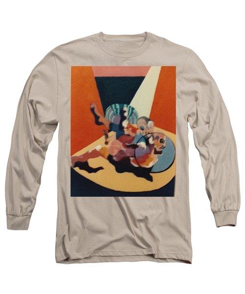 Pinned For The Win Long Sleeve T-Shirt by Bernard Goodman