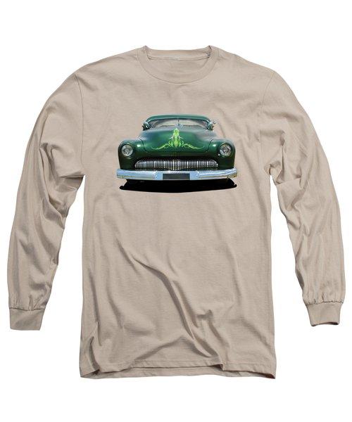 Pinstripes Long Sleeve T-Shirt by Keith Hawley