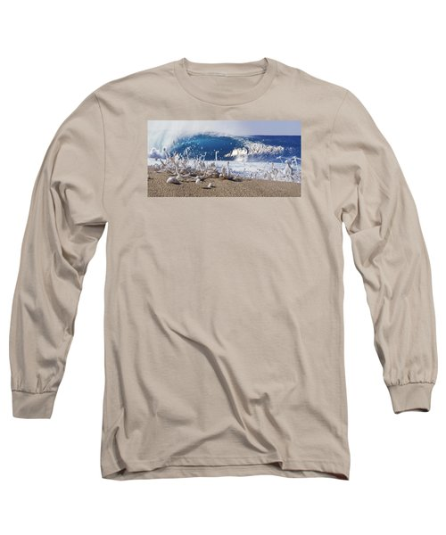 Pipe Foam Long Sleeve T-Shirt
