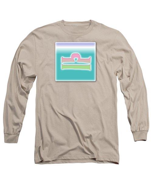 Libra September 22 - October 23 Astrology Sun Sign Long Sleeve T-Shirt
