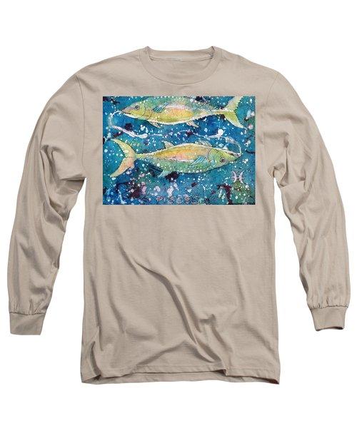 Pisces Long Sleeve T-Shirt