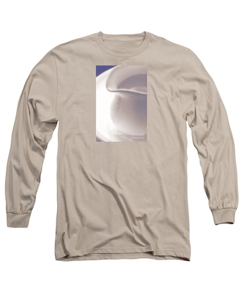 Pitcher And Bowl #5 Long Sleeve T-Shirt by George Robinson