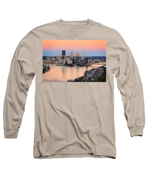 Pittsburgh 16 Long Sleeve T-Shirt