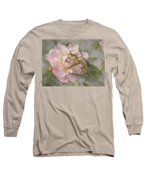 Pivoine Long Sleeve T-Shirt