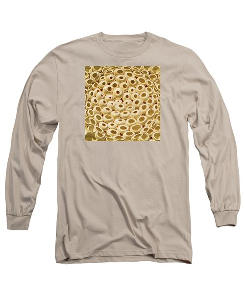 Planet Of The Golden Cheerios Long Sleeve T-Shirt