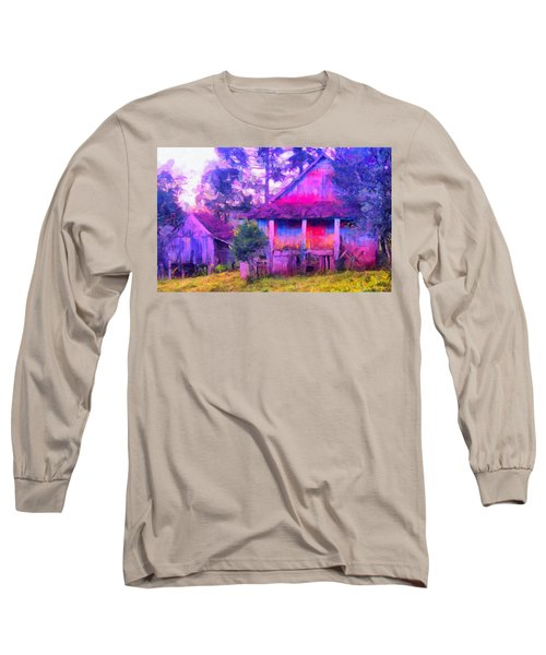 Plank Homes Long Sleeve T-Shirt