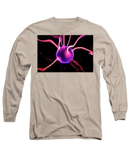 Plasma Blast Long Sleeve T-Shirt