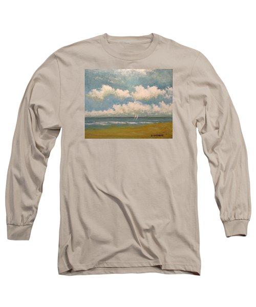 Playa Del Carmen Long Sleeve T-Shirt