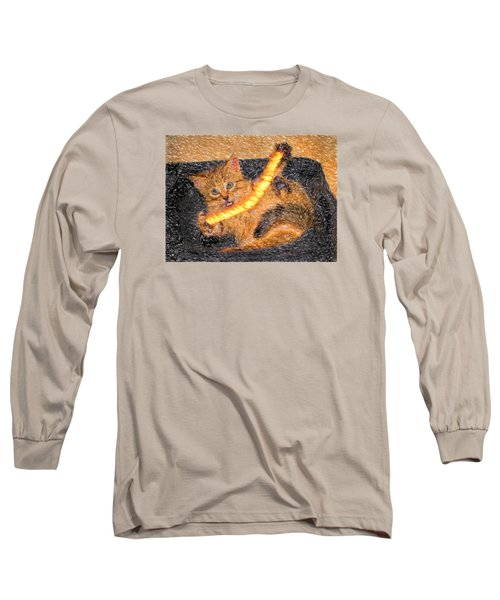 Playing With Fire Long Sleeve T-Shirt
