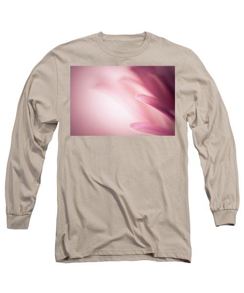 Pleasingly Pink Long Sleeve T-Shirt by Peter Scott