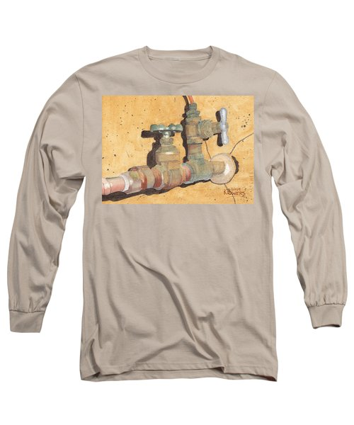 Plumbing Long Sleeve T-Shirt