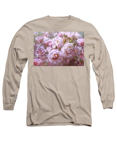 Pocket Full Of Roses Long Sleeve T-Shirt