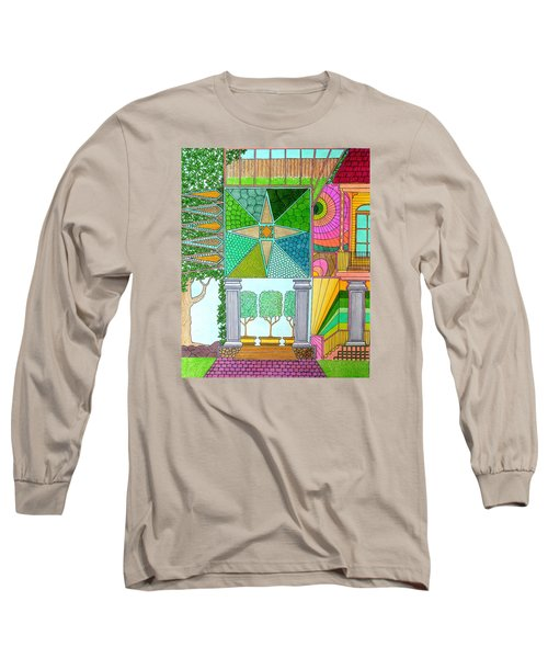 Pointed View Long Sleeve T-Shirt