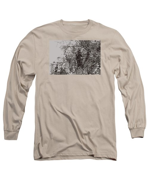 Pokeweed Long Sleeve T-Shirt