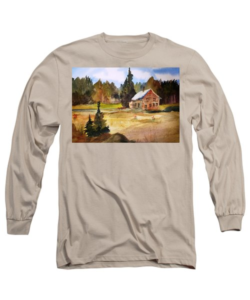 Polebridge Mt Cabin Long Sleeve T-Shirt