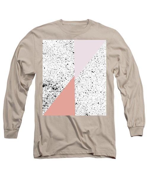 Polka Art Long Sleeve T-Shirt