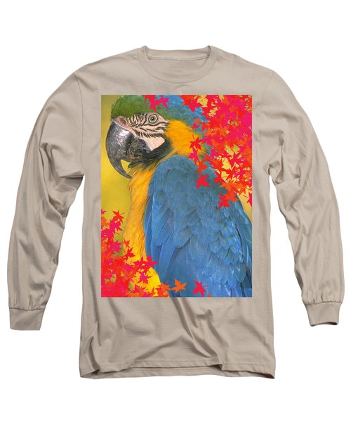 Polly Parrot Long Sleeve T-Shirt