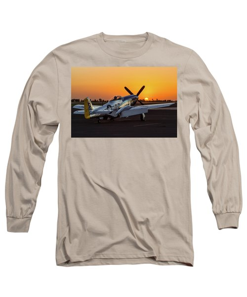 Pony In Repose Long Sleeve T-Shirt