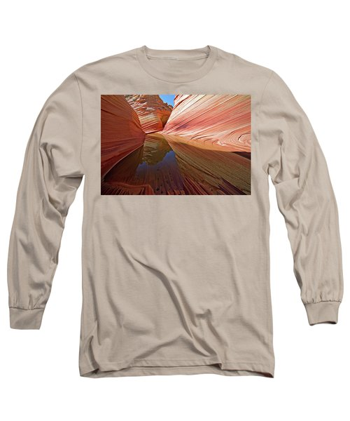 Pool At The Wave Long Sleeve T-Shirt