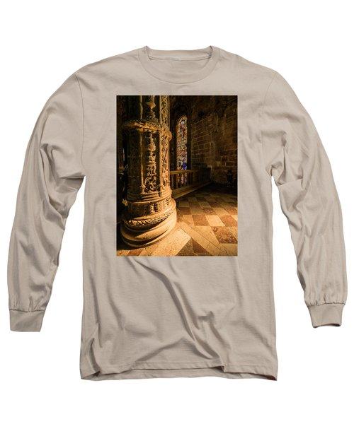 Pools Of Light Long Sleeve T-Shirt