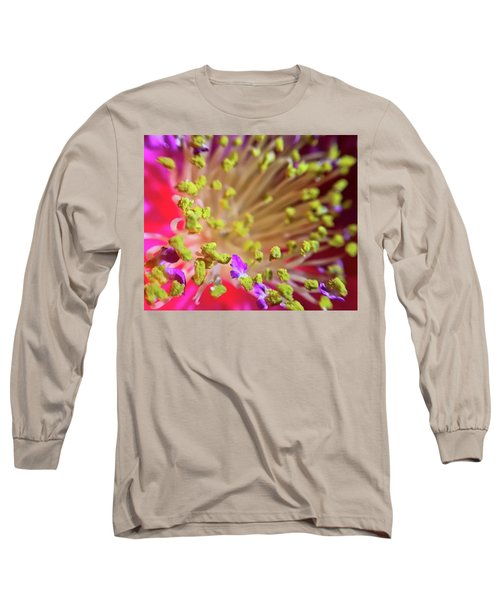 Popcorn Long Sleeve T-Shirt