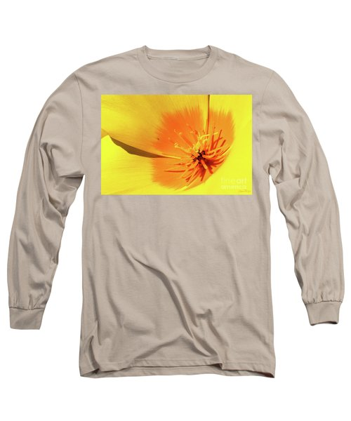 Poppy Impact Long Sleeve T-Shirt