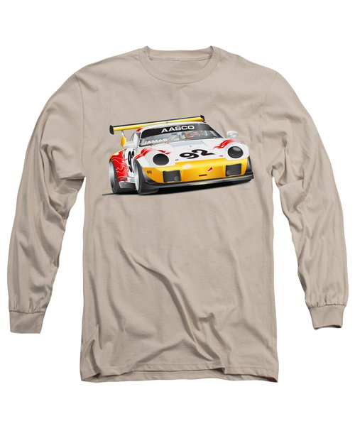 Porsche 911 Turbo Custom Long Sleeve T-Shirt