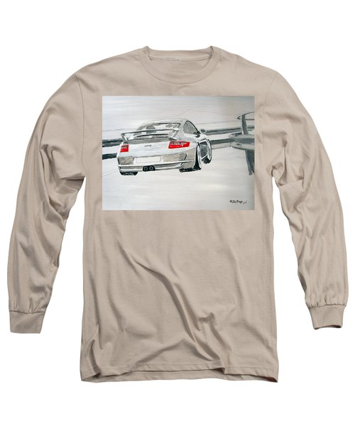 Porsche Gt3 Long Sleeve T-Shirt