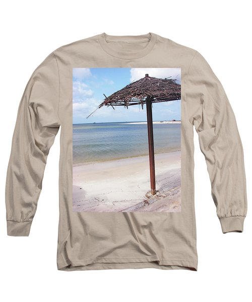 Port Gentil Gabon Africa Long Sleeve T-Shirt