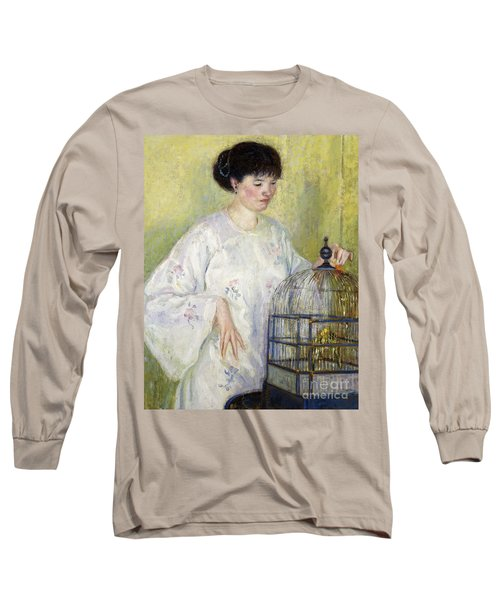 Portrait Of Madame Frieseke Long Sleeve T-Shirt