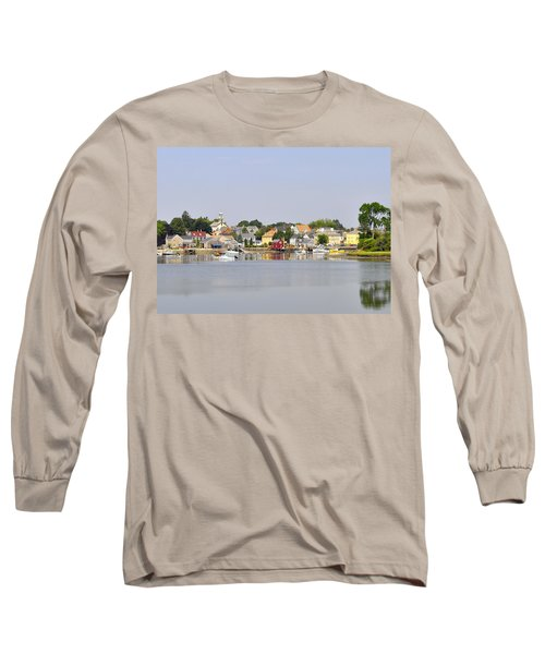 Portsmouth Nh South End Psep Long Sleeve T-Shirt by Jim Brage