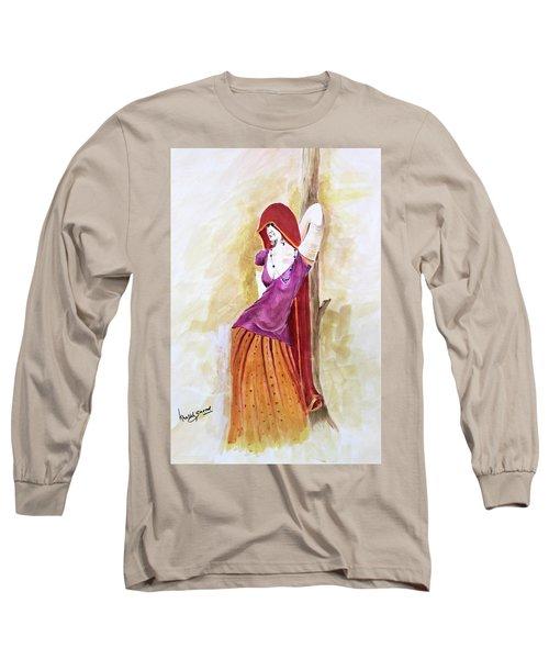 Pose Long Sleeve T-Shirt