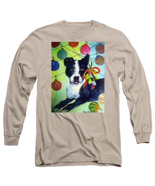 Posey At Christmas 2015 Long Sleeve T-Shirt