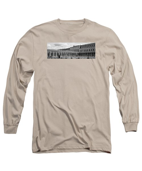 Posing For Photo Shoot At Le Palais Royal Long Sleeve T-Shirt
