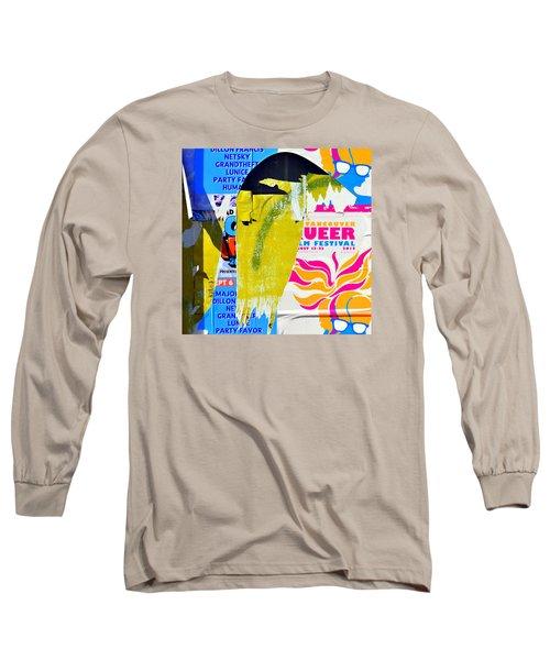 Poster Archaeology 30 Long Sleeve T-Shirt by David Gilbert