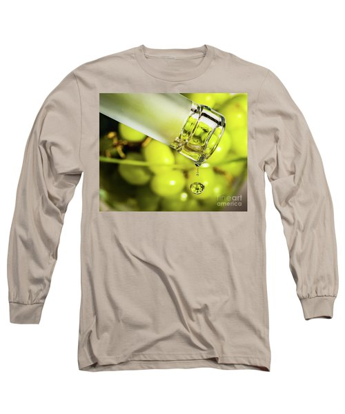 Pour Me Some Vino Long Sleeve T-Shirt