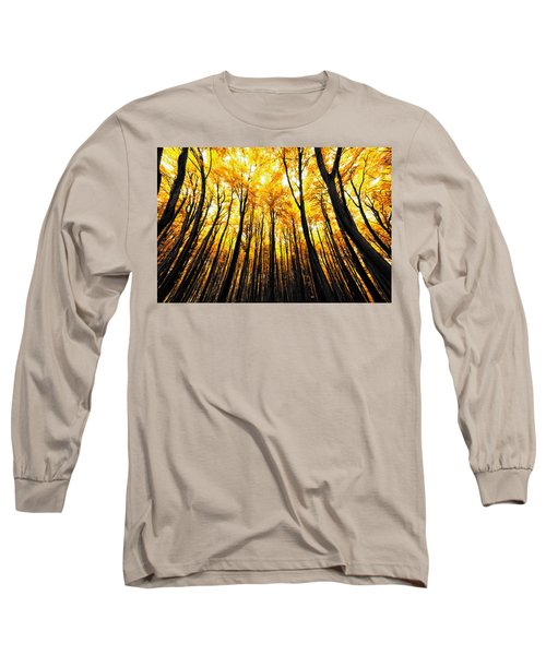 Power Of The Sun Long Sleeve T-Shirt