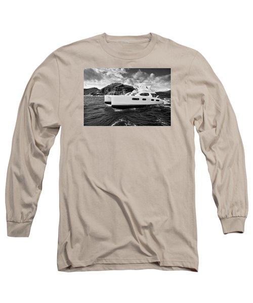 Powering Long Sleeve T-Shirt