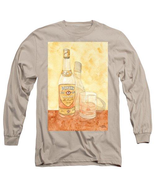 Powers Irish Whiskey Long Sleeve T-Shirt