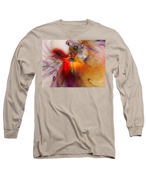 Powers Of Expression Long Sleeve T-Shirt
