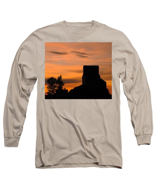 Prairie Dusk Long Sleeve T-Shirt