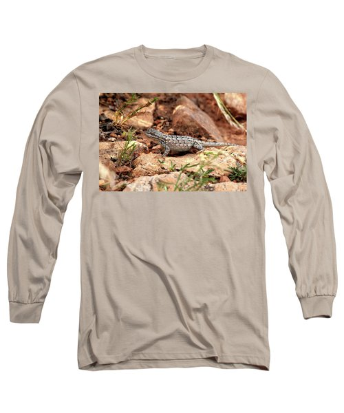 Prairie Lizard Long Sleeve T-Shirt