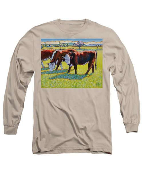 Prairie Lunch Long Sleeve T-Shirt